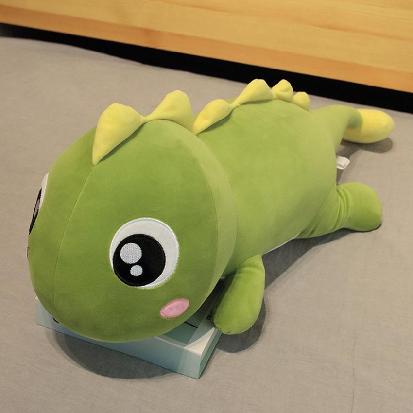 80-120CM Прекрасный большой ярдов Динозавр Плюшевые игрушки Мягкие мультфильм Детские подушки животных Фаршированная Дино игрушки Дети Huggable Для Детские Подарки