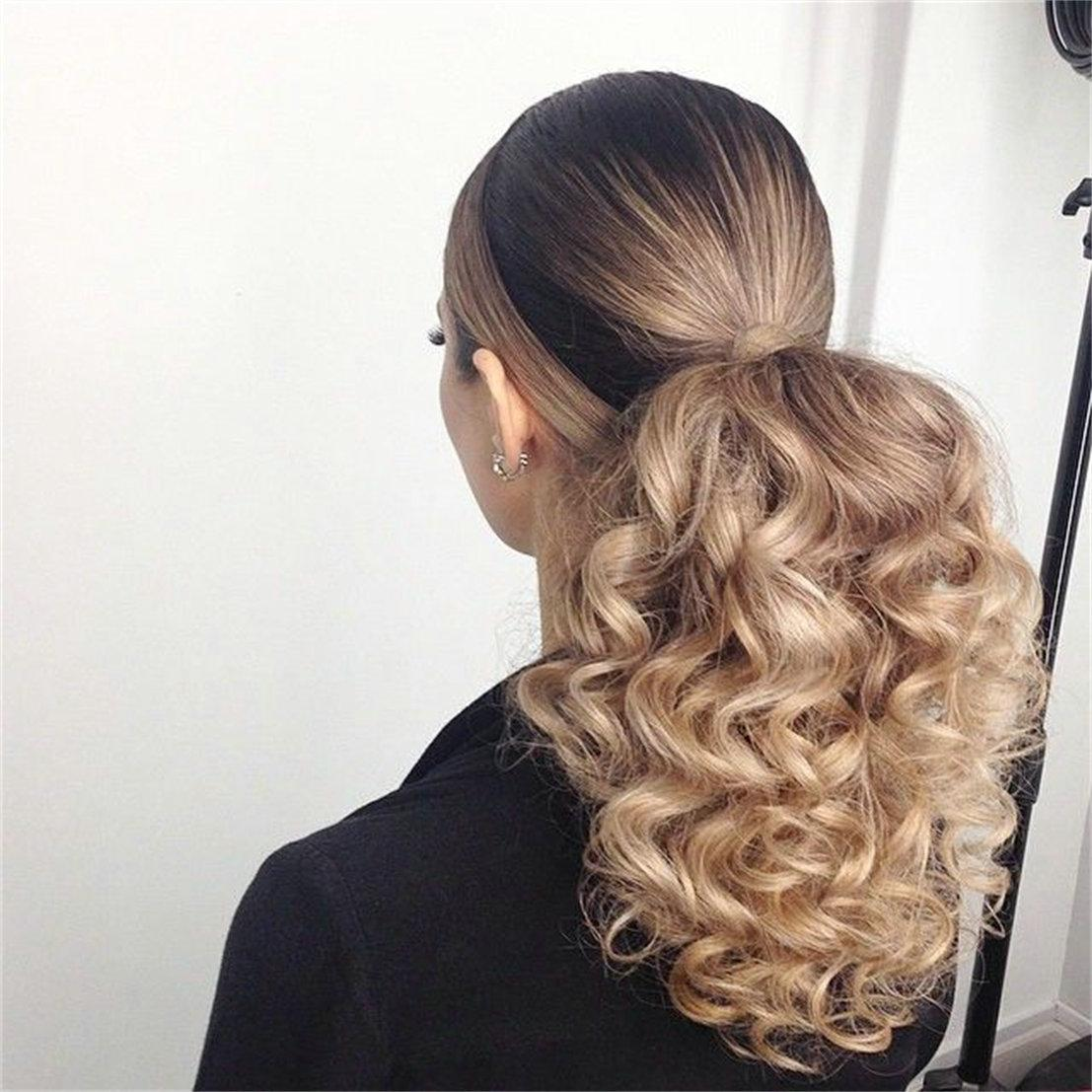Beyonce Ponytail Hairstyle Deep Curly Draw String Extens Raw Virgin Wraps  Pony Tail Hair Piece 613 Ponytail 100g120g140g Hairstyles Ponytail  Hairstyles With Ponytails From Divaswigszhouli, $49.39| DHgate.Com