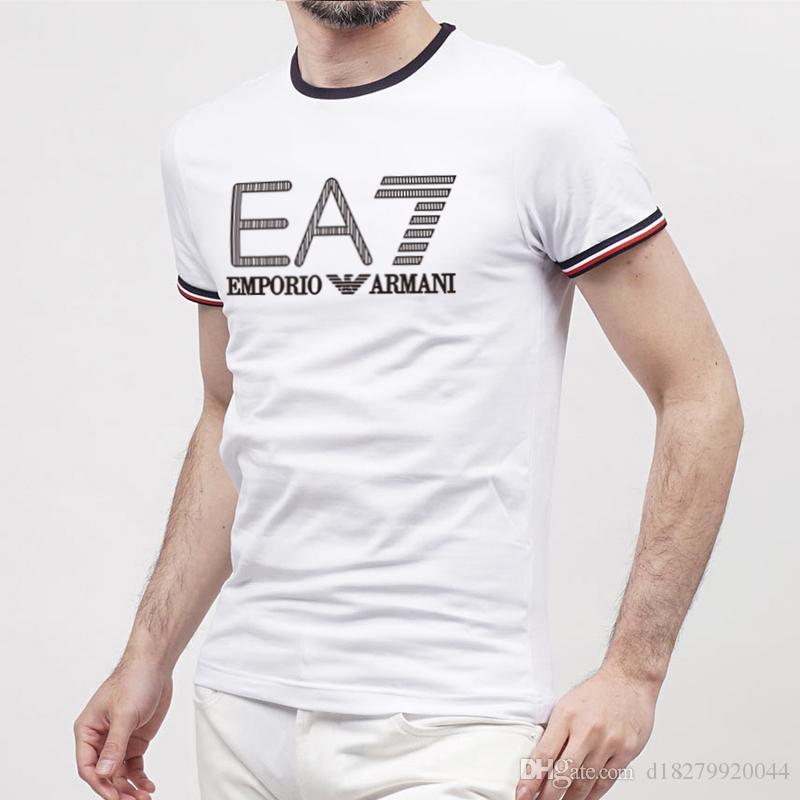 Manga delgada corta camiseta de los hombres del verano delgado coreano de media manga floja Tide 3D Digital tendencia que basa la camisa -BQ9912 impresión de los hombres