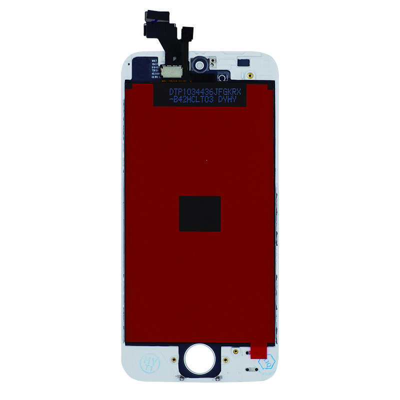 Quality Tianma Glass High For Iphone 5 5g 5c 5s Black & White Lcd Display With Touch Screen Digitizer & Free Dhl Shipping