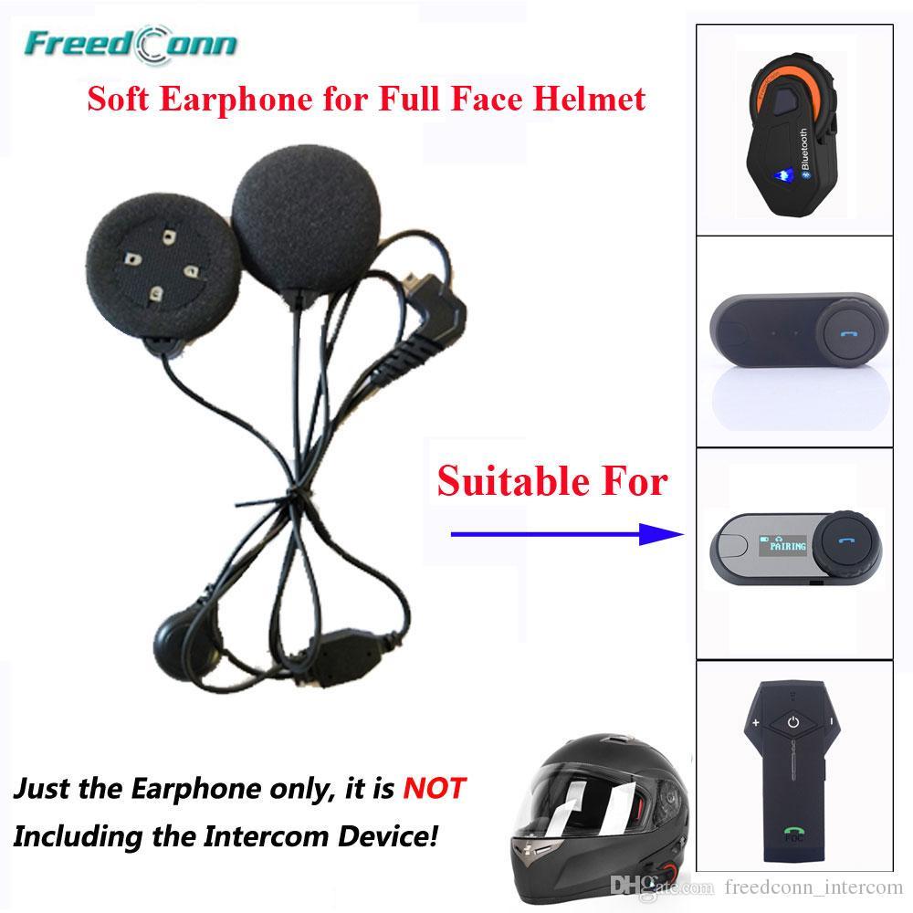 Freedconn 40 Doux TypeT-MAX Casque Haut-Parleur Pièces Costume pour Casque Bluetooth Intercom Casque T-COMVB TCOM-SC Bluetooth Accessoires avec MIC