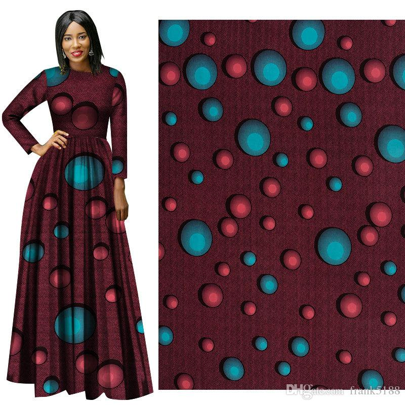 New arrive Cotton Fabric Fashion Style hollandais Ankara Wax Prints Fabric African Binta real Wax Print Fabric For Party Dress suit