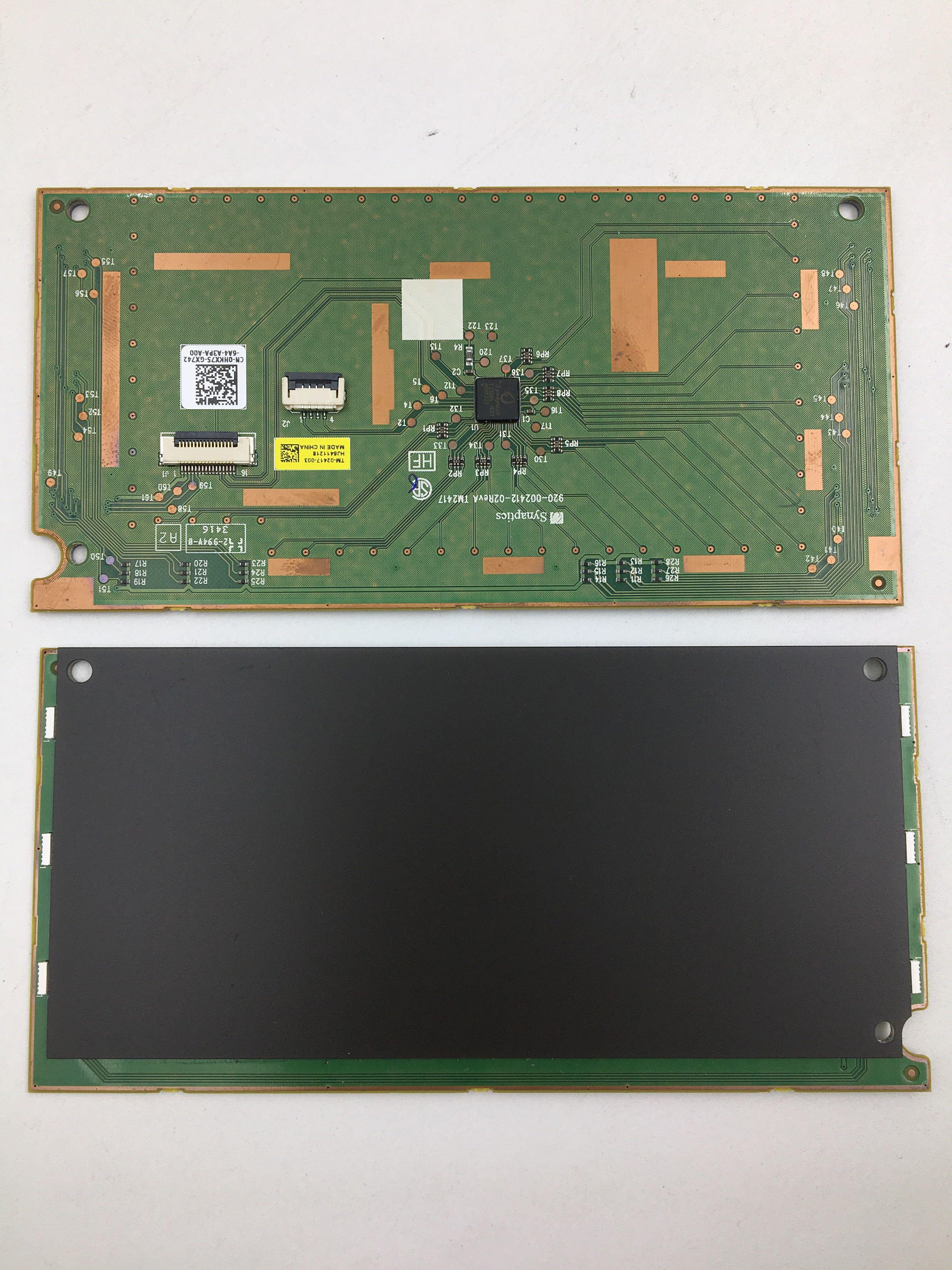 الأصل شحن مجاني لDELL ALIENWARE M17X R5 M18X R3 لوحة الماوس لوحة اللمس CN-0HKX75 HKX75