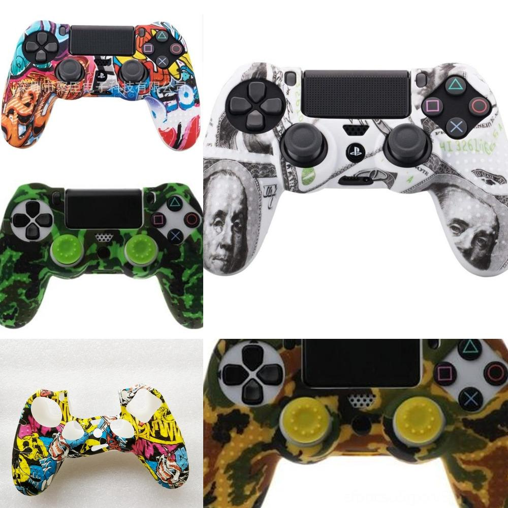 o84wM Non-slip Cap Grip Joystick Thumbstick Thumb Stick Analog Silicone Case for PS3 PS4 Xbox 360 Xbox One Controller Protect CoverSHIPPING