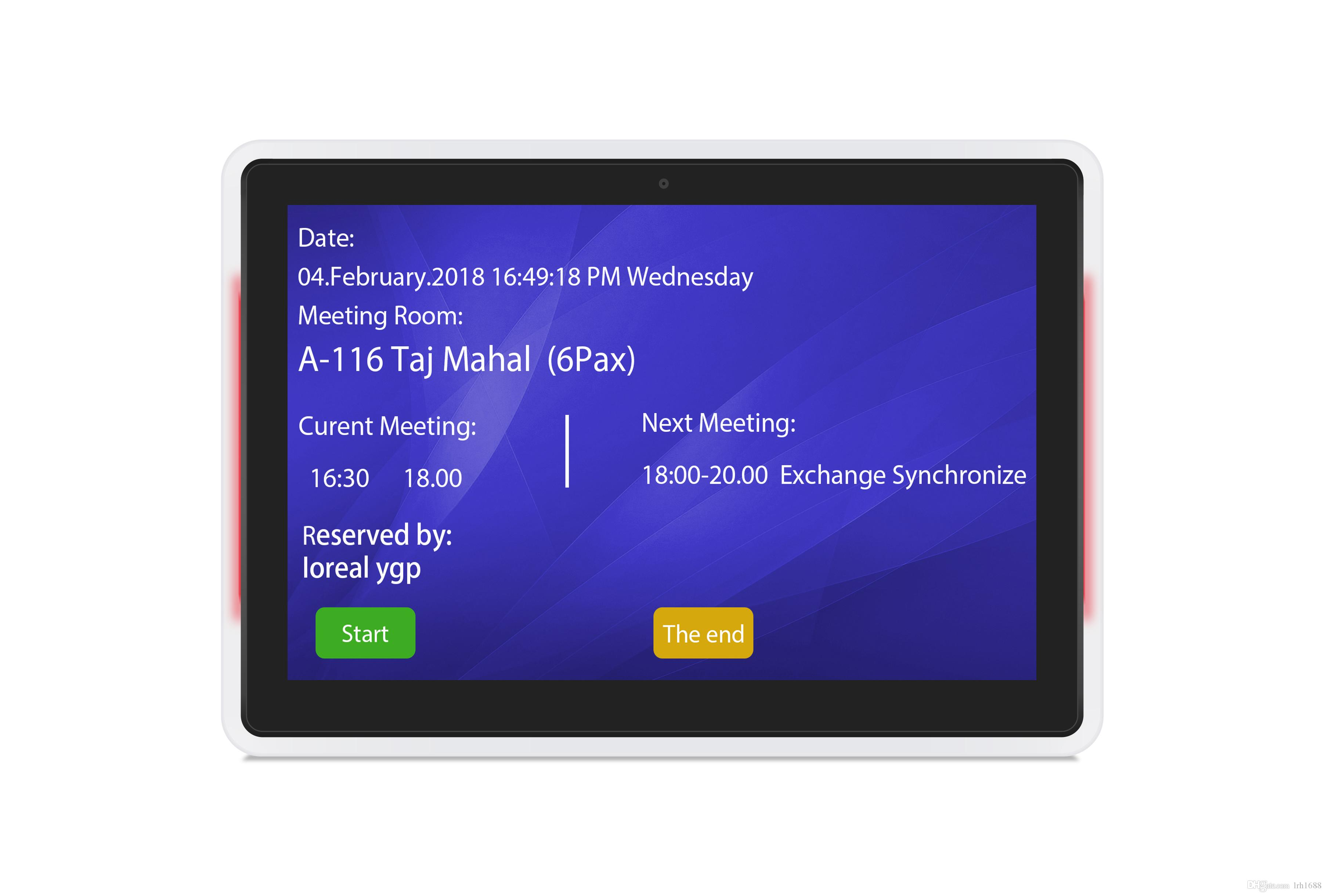 NEW 10inch 10.1inch capacity touch Android tablet PC for conference room