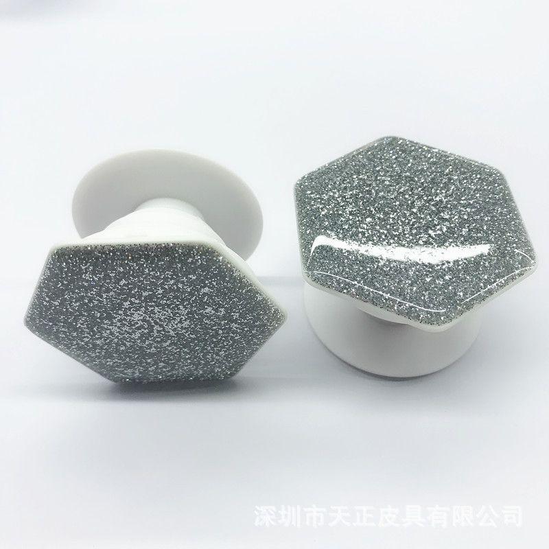 Soporte universal para teléfono con soporte para bolsa de aire con soporte para bolsa de aire con bolsa OPP Soporte para teléfono de 360 grados para iphone xr Samsung S10 plus