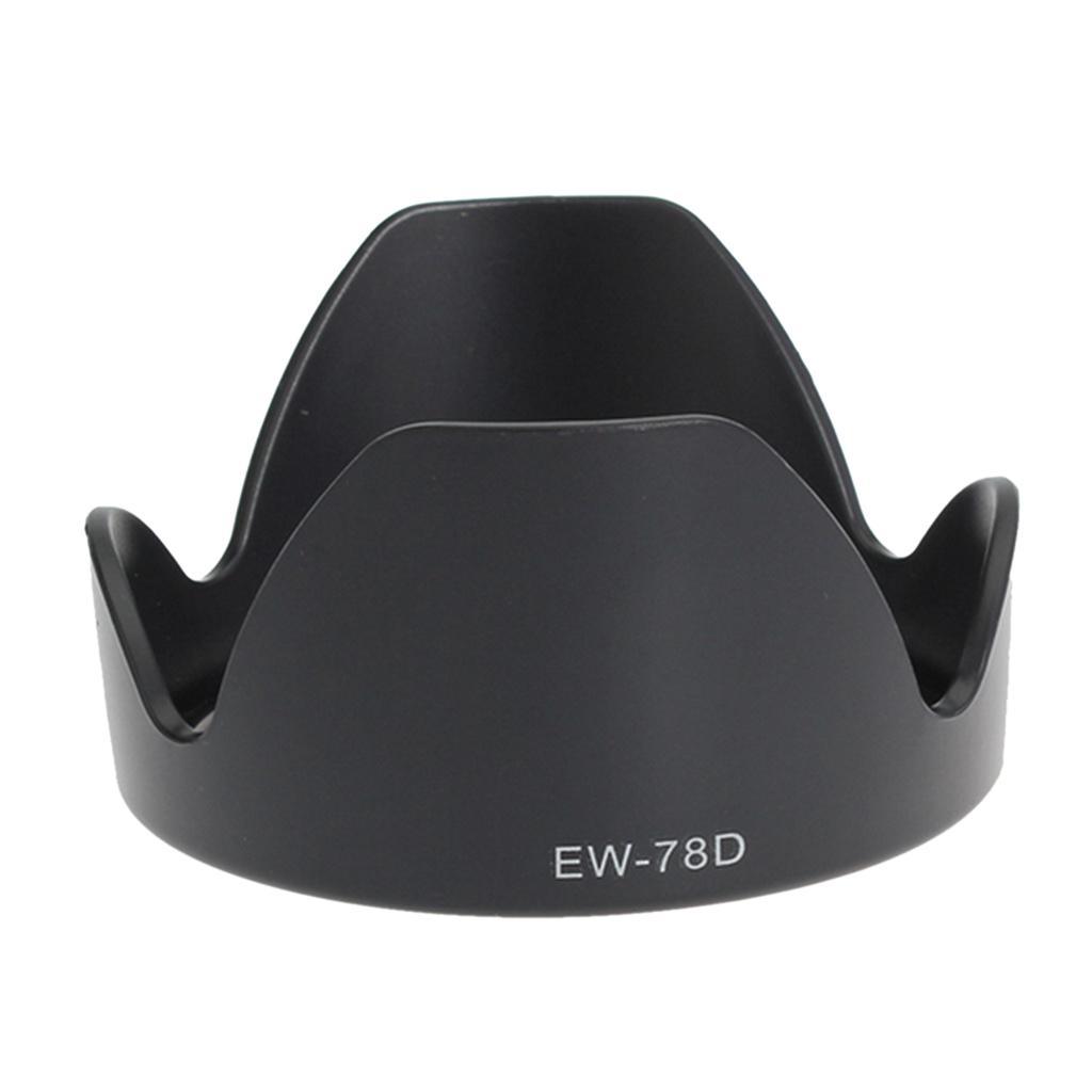 Pare-soleil Pare-soleil EW-78D Pour Canon EF-S 18-200mm / 28-200