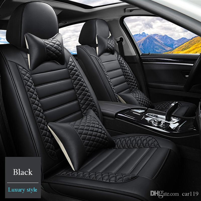 Car Seat Cover Luxury Full Coverage For Bmw M Sport M3 M5 E46 E39 E60 F30 E90 F10 F30 E36 X1 X3 X5 X6 Car Interior Cushion Car Seat Cushions Car Seat