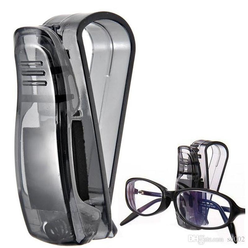 Tipo S Anteojos de Clip creativo de funciones múltiples de las gafa clips Bill coche universal caliente de la venta 0 59bh UU