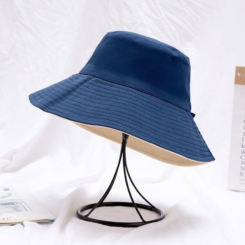 Wide Brim Hat Hüte Visiere Kappe Frauen Anti-UV-Kappen Hut Kappen für Frauen Sommer Herbst Designer Hut Modellnummer NE1002