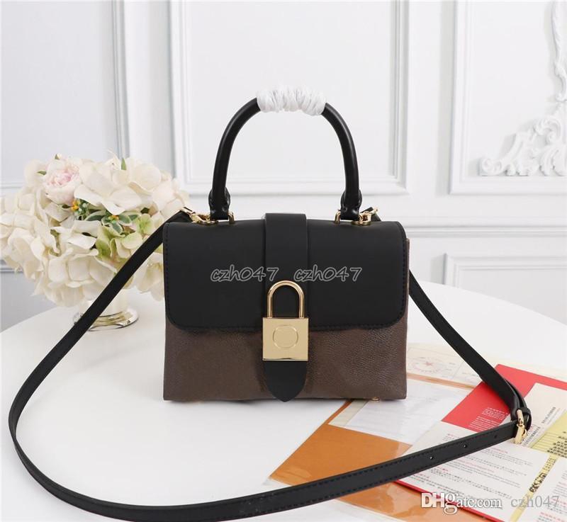 Bolsas de couro Bolsas Carteiras Mulher Bag Single Ladies sacos de ombro de New Hot Venda Moda bolsa das mulheres 43577