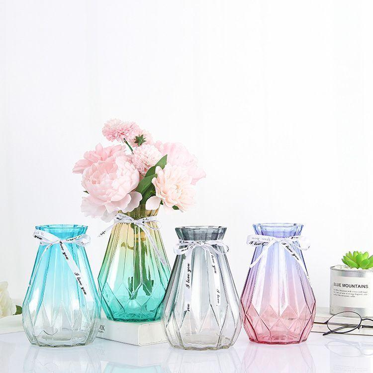 Nordic Ceramic Origami Flower Vase Home Living Room Decoration ...   750x750