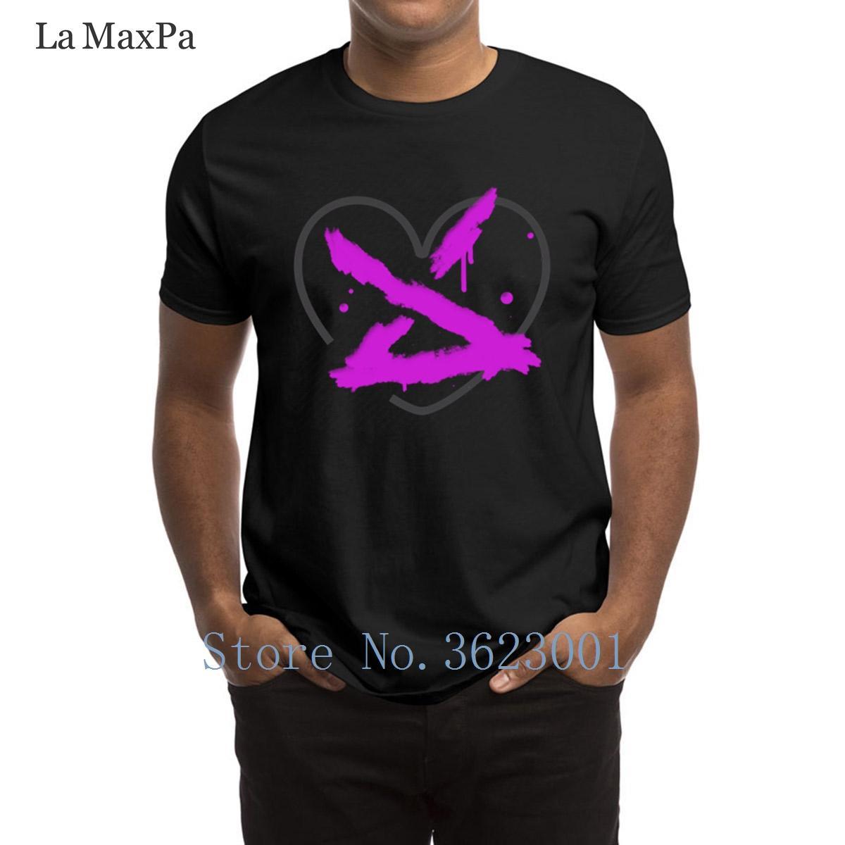 Personnalisé Loisirs T-shirt homme Blazer Axel Partager L'amour T-shirt T-shirt d'été pleine d'humour Taille populaires-3XL Tee-shirt Top