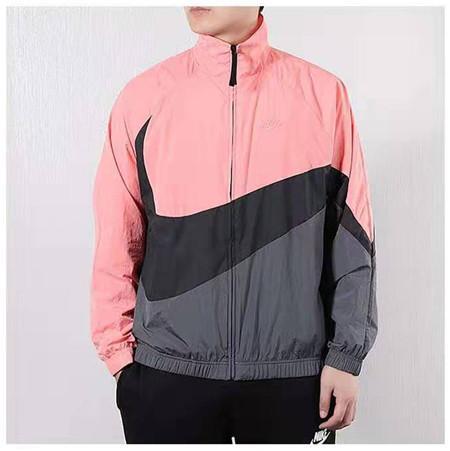 2020 Мужчина Женщина Ветровок спортивных курток Идущих пальто Designerjacket Street Style Лоскутной Brandcoats Zipper Толстовка 20022203CE