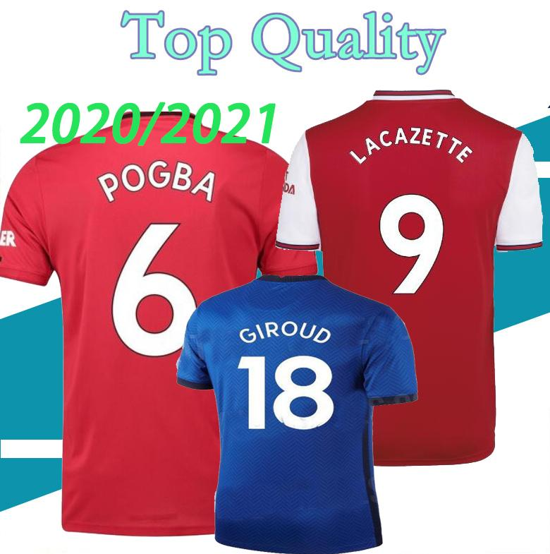 2020 2021 Nueva hombre Messi Fútbol 20/21 Pogba Rashford ALEXIS PELIGRO SANE MANE KANE sMAILLOT DE PIE camisa camiseta de fútbol