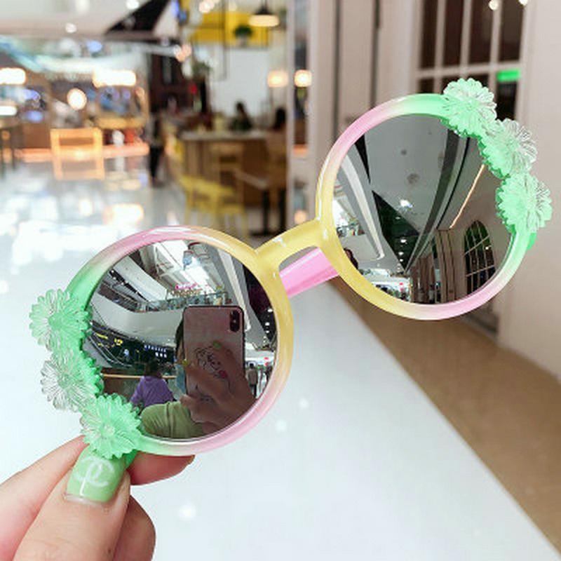 óculos de designer para o miúdo lunettes de soleil Sunglasses tout-petits laranja Coração Shaped designer de óculos da moda u moda hairclippers2011