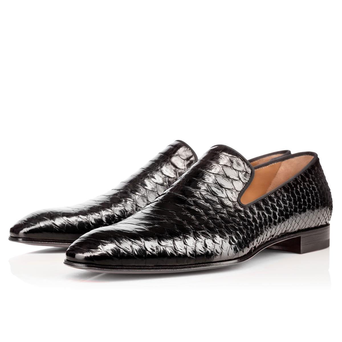 модельер мужские туфли мокасины черный красный шип лакированной кожи скольжения на подвенечное платье Flats днищ обуви для бизнеса партии d02