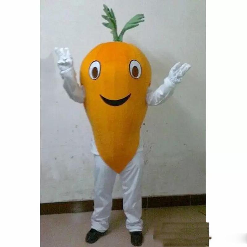 L'alta qualità 2020 di moda di EVA Materiale carote mascotte Costumes Cartoon Abbigliamento festa di compleanno di travestimento