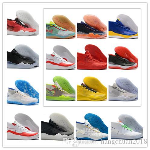 2020 الجديدة KD 12 EP الثدي سرطان EYBL معدني الذهب الملكي كيفن دورانت XII إمرأة رجل أحذية كرة السلة 12S KD12 الرياضة حذاء رياضة حجم 40-46