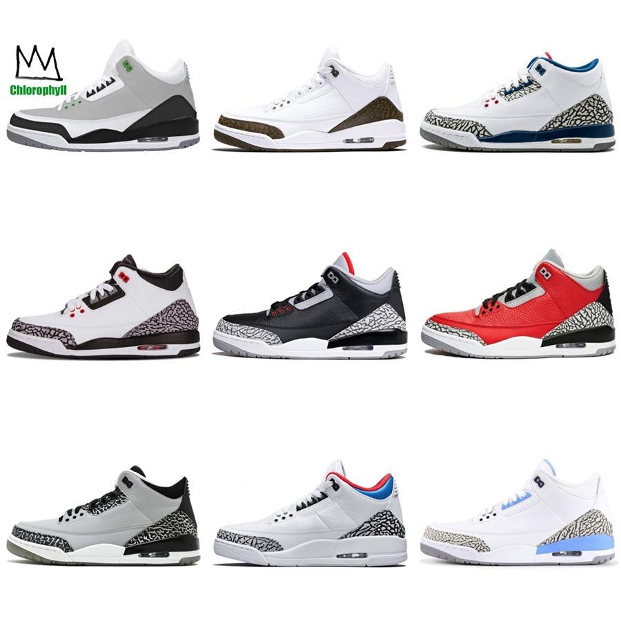 Eur28-35 Oreo 3 Vi Mavi Pembe Kırmızı Kırmızı Ayakkabı Doğum Siyah Basketbol Beyaz Graffiti 2020 Noel J 3S Sneaker 11C-3Y # 327