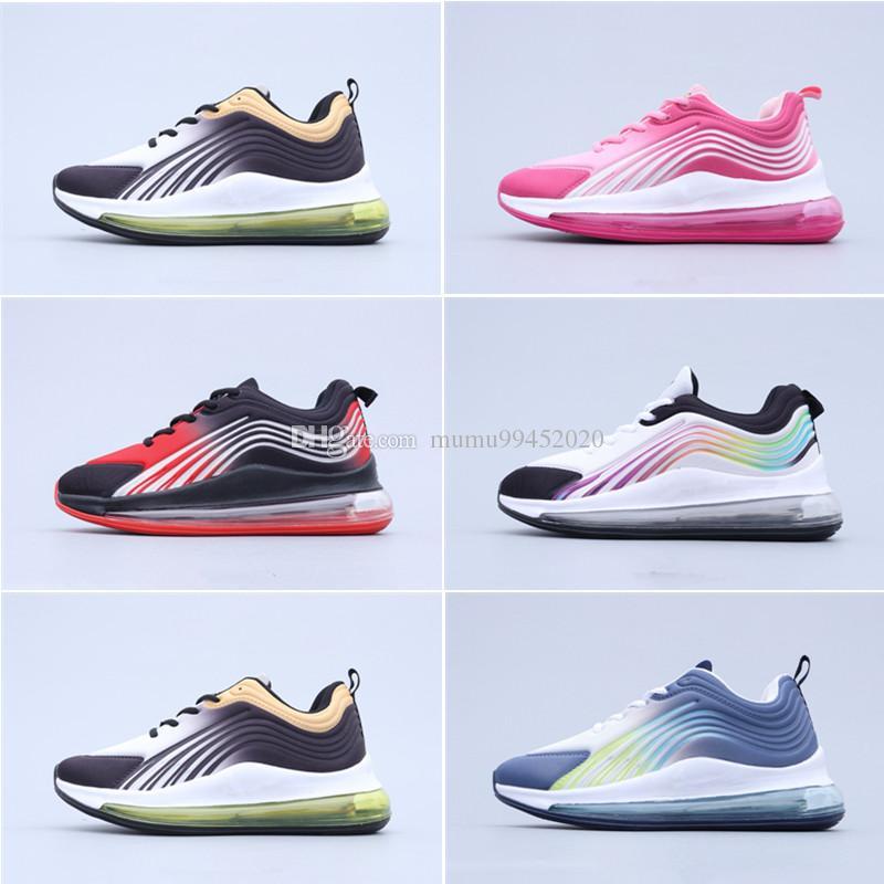 venta caliente Marca Hombres Mujeres 720 2020 zapatos del amortiguador color de rosa para los hombres del aire Zapatos Zapatos Casual Trainer tamaño de las zapatillas de deporte Deportes 72C 36-44
