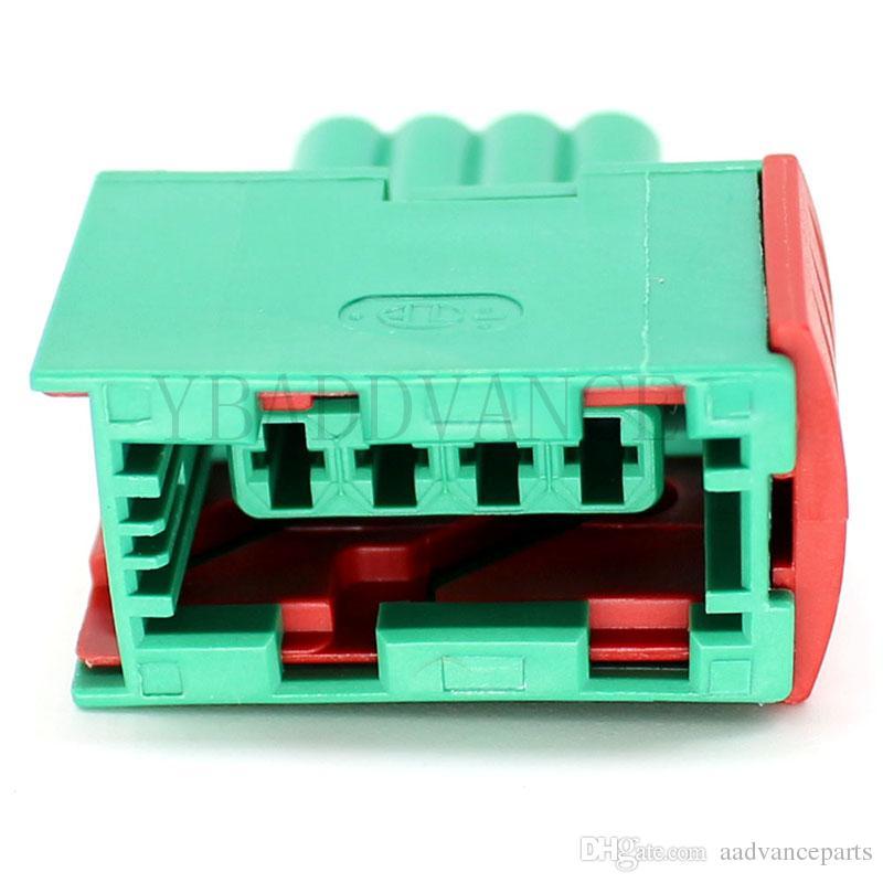 Oxygen Sensor Sealed Ecu-Buchse Automotive TE AMP 4-poliger Steckverbinder 144998-6