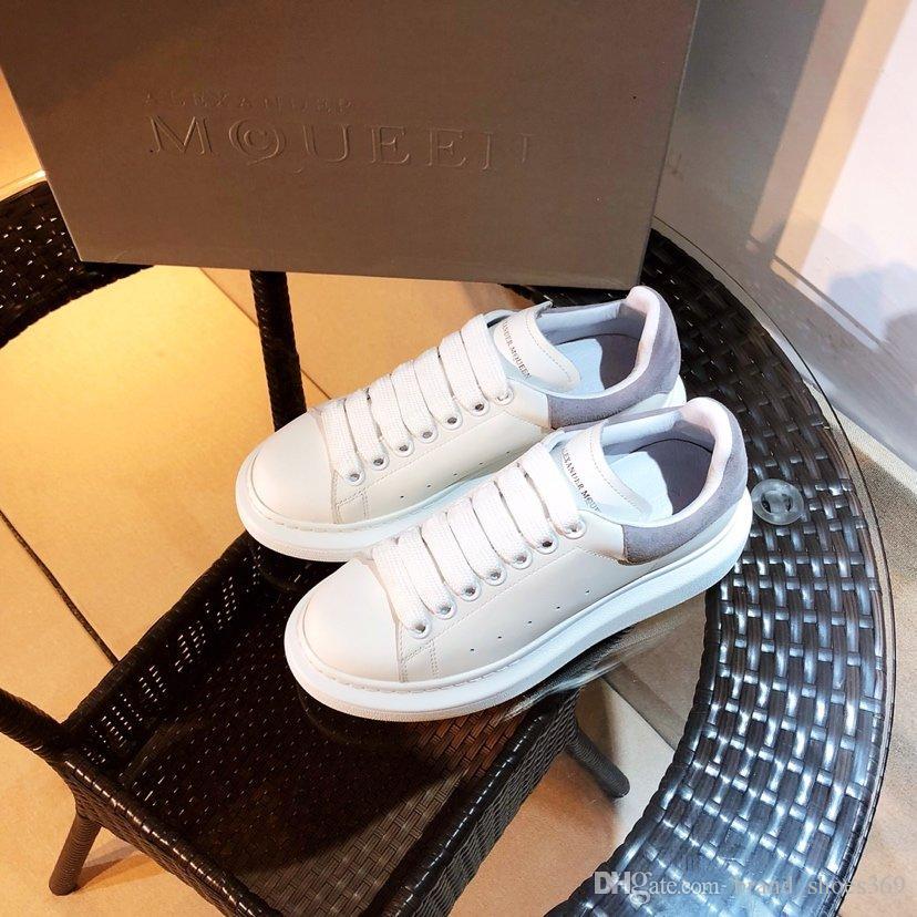 2020 NUOVI CE Coppie casuali delle scarpe da tennis Coppia Moda spessa scarpe da tennis di alta qualità quotidiana Aumentare Casual Shoes Luxury Design