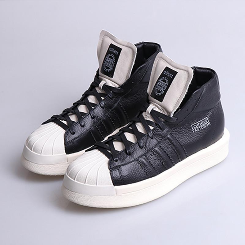 Männer Art und Weise echtes Leder RO Stiefel Männlich Wasserdichte Schuhe Chaussure Mans beiläufige Fußbekleidung Male Sneakers 11 # 20 / 20D50