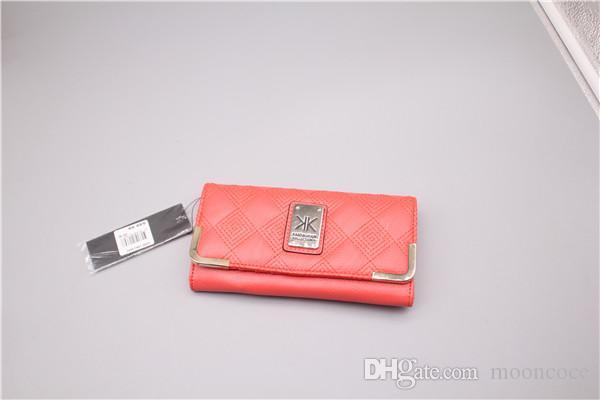 KK Wallet 2020 Luxuxmappe Designer Brieftasche Frauen Designer-Handtaschen Geldbeutel-Kupplungs-Leder Entwerfergeldbeutel Kartenhalter Versandmappen