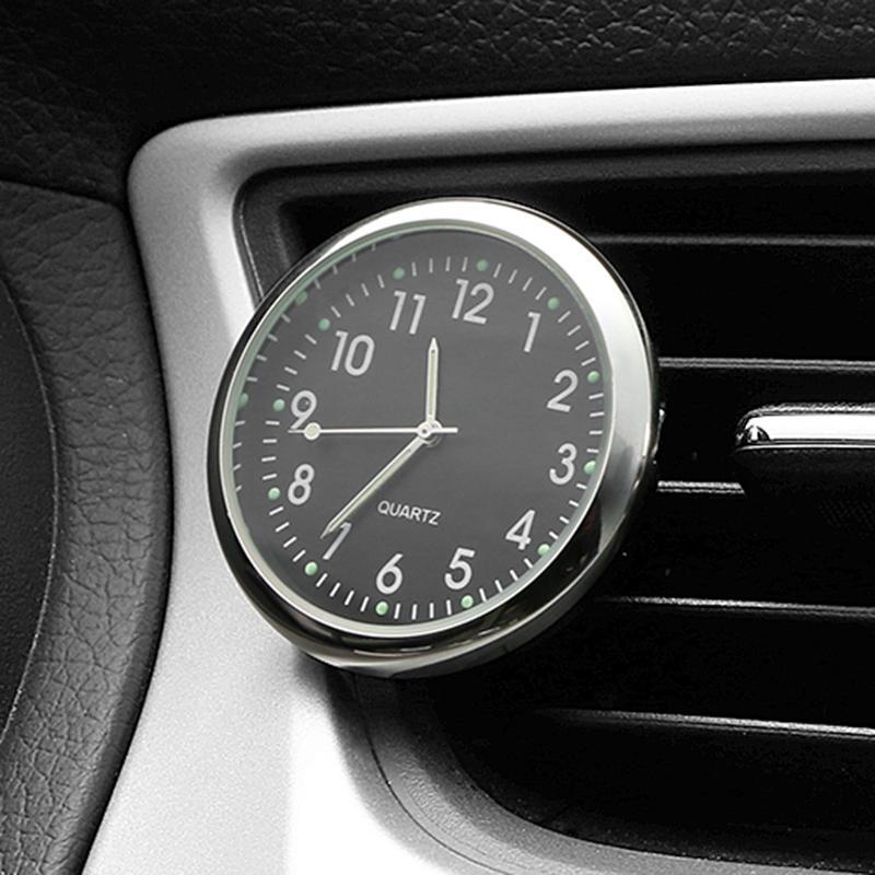 Automóviles reloj decoración interior del coche automático del reloj del reloj Vents Automotrices Clip regalos Accesorios ambientador de aire en el coche Decoración