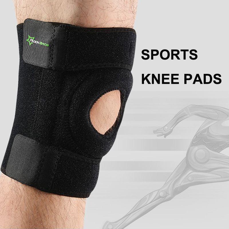 2020 Wholesale Elastic Knee Protector Leg Knee Pads Bandage Tape