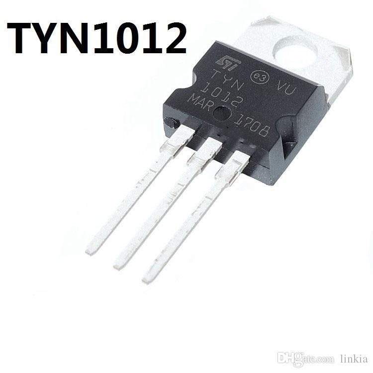 ST TYN1012 في اتجاه واحد الثايرستور 12A 1000V في خط TO-220