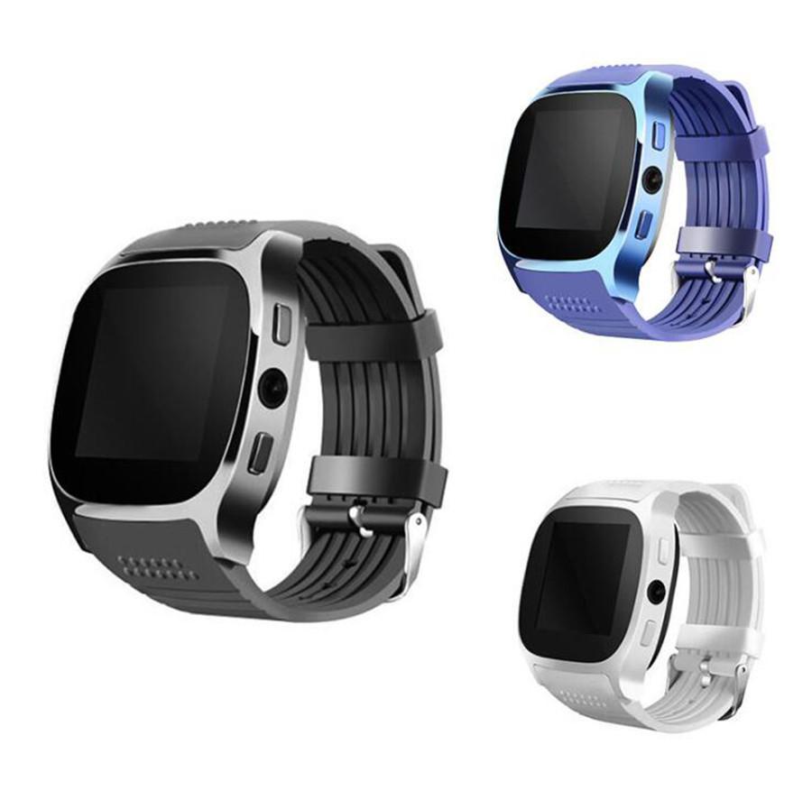 Smart Watch 1.54-Inch Screen SIM Card, TF Card Waterproof Heart Rate Sleep Monitoring Alarm Clock Remote Camera Movement Smart Watch