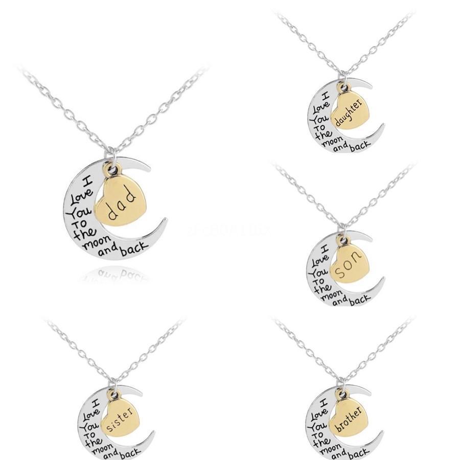 Cadena gótica Collier Collar Multi Hip Hop capa de cristal cubano Gargantilla VSCO Un nombre de letra del color oro colgante collar de la mujer # 755