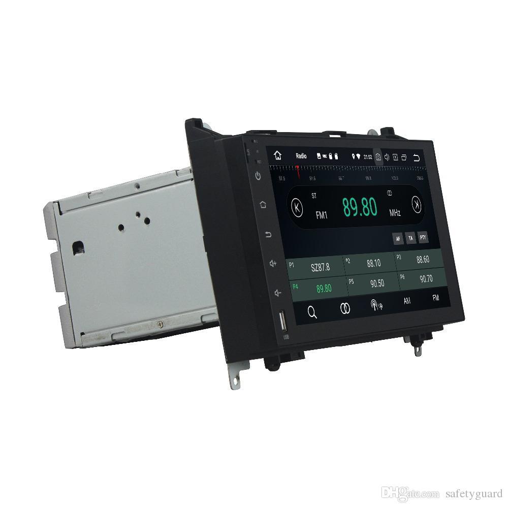 "PX5 Octa Core 2 din 9"" Android 8.0 Car DVD Radio GPS for Mercedes Benz B200 W169 W245 Viano Vito Bluetooth WIFI Mirror link 4GB RAM 64GB ROM"