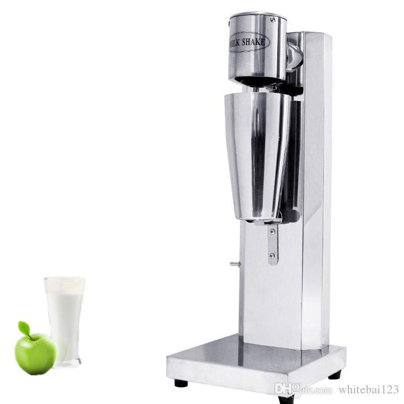 Electric Stainless Steel Milkshake Maker Coffee Protein Smoothie Cup Machine HOT