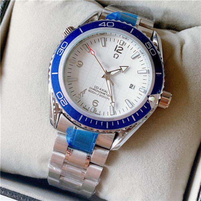 Negro diseñador de cerámica de lujo relojes de pulsera mecánico 2020 btime de movimiento automático de relojes de moda para hombre de los deportes hombres del reloj automático