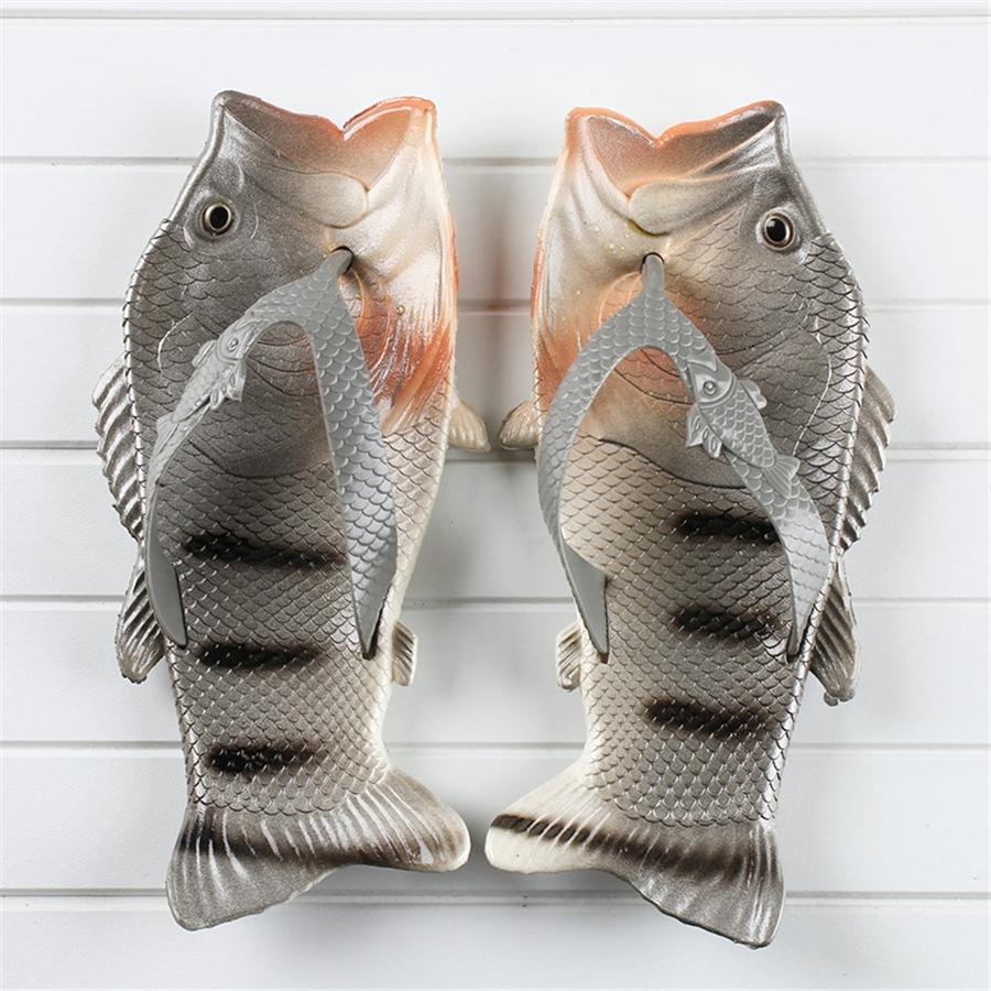 2020 Yaz Kız Balık Terlik Deri ilmek As0315 # 141