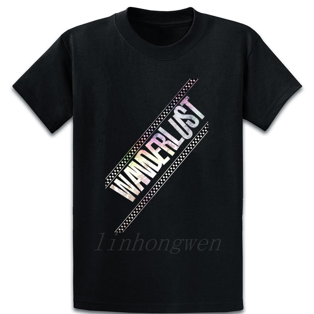 Wanderlust Graphic Tee Summer Casual Vacation T Shirt Basic Sunlight Print Letters Crew Neck Basic Solid Spring Cotton Shirt