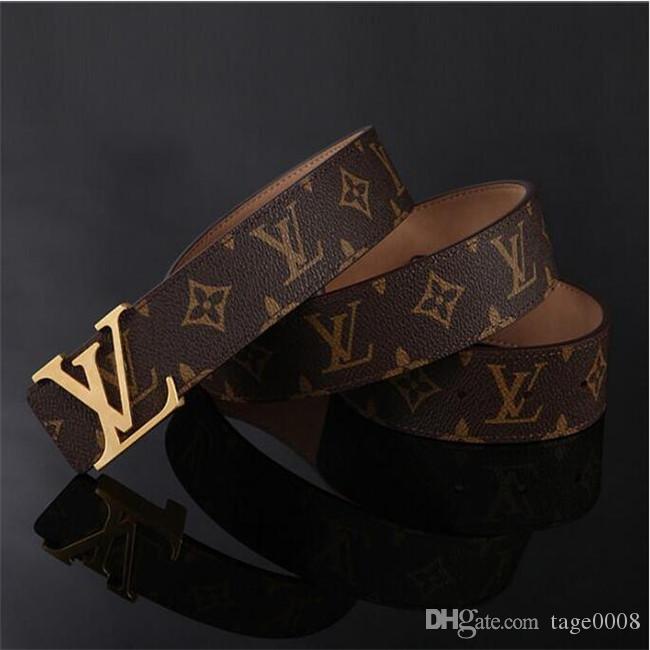 2020 Pin Cinturones de lujo de los hombres de la hebilla de correas de cuero genuinas de hombres diseñadores mens cinturones de las mujeres correa de cintura del envío libre de los 060