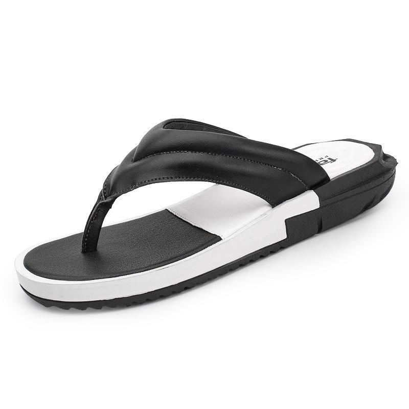 Slippers Men Summer Flip-flops Men Casual Cool Fashion Man Flip-flops Youth Anti-slip