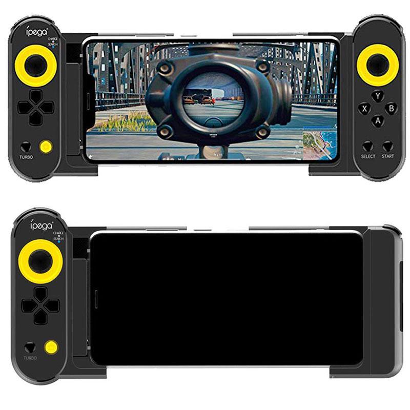 Ipega 9167 PG-9167 sem fio 4.0 Móvel Game Controller Joystick para iOS Android SmartPhone Tablet PC Bluetooth Gamepad controlle