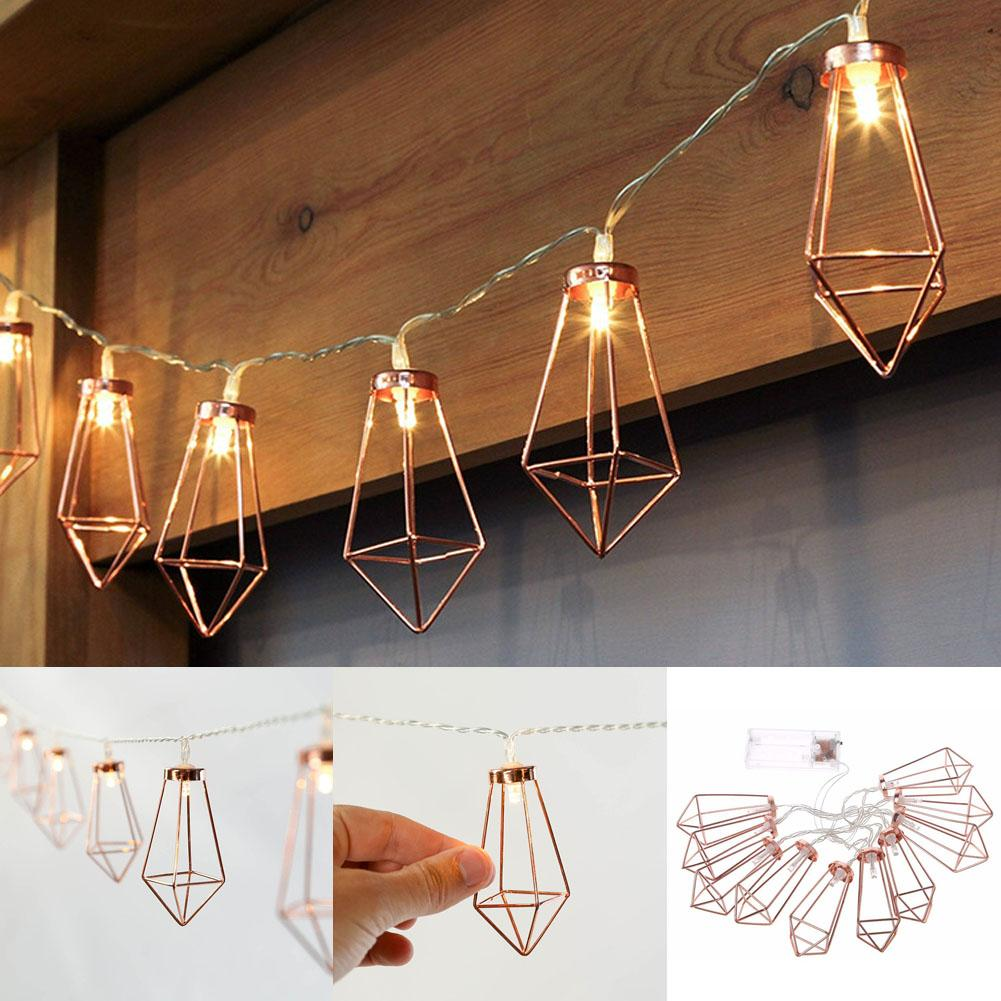 3M Partido de la boda del árbol de Navidad Hada bombillas LED 20 luces de cadena de Navidad Decoración