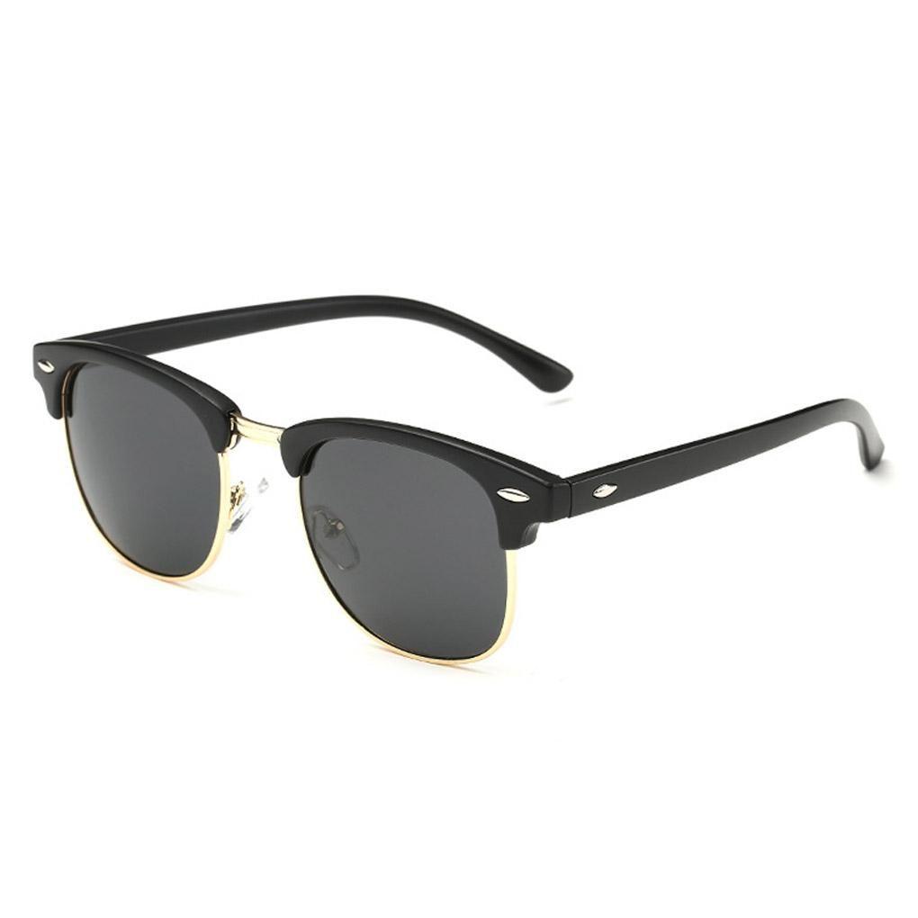 2018 High Quality Men Women Polarized Sunglasses Eyewear UV Protection Sun Glasses 8 Colors novel