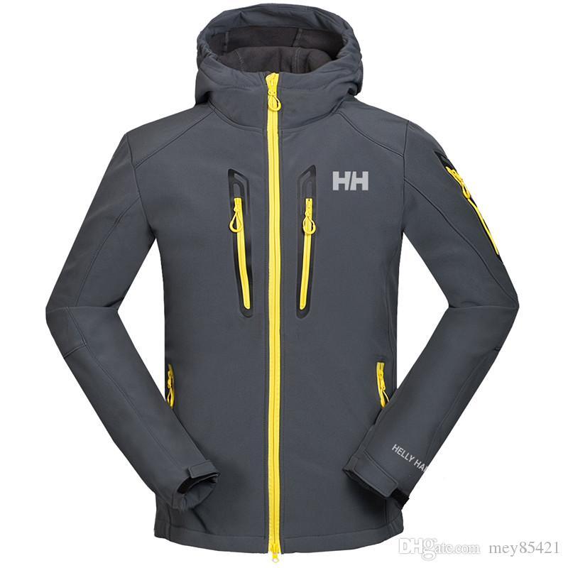 2019 новый мужские куртки Толстовки вскользь Теплый ветрозащитный лыж Face пальто На открытом воздухе Denali флисовые куртки Подходит S-XXL 07