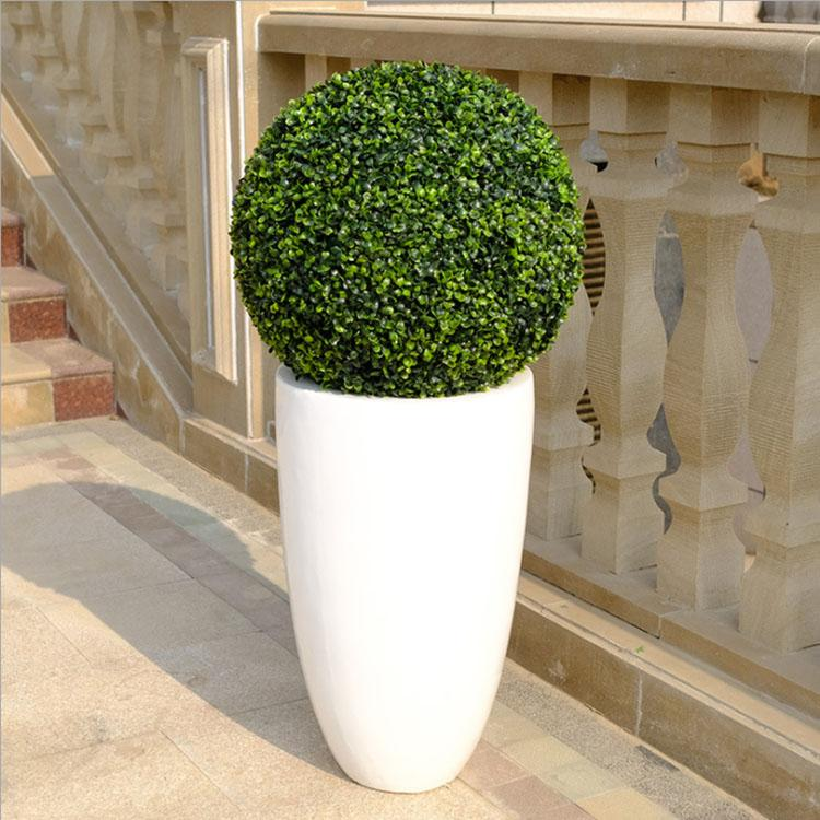 2020 Simulated Green Plants Artificial Flower Kissing Ball