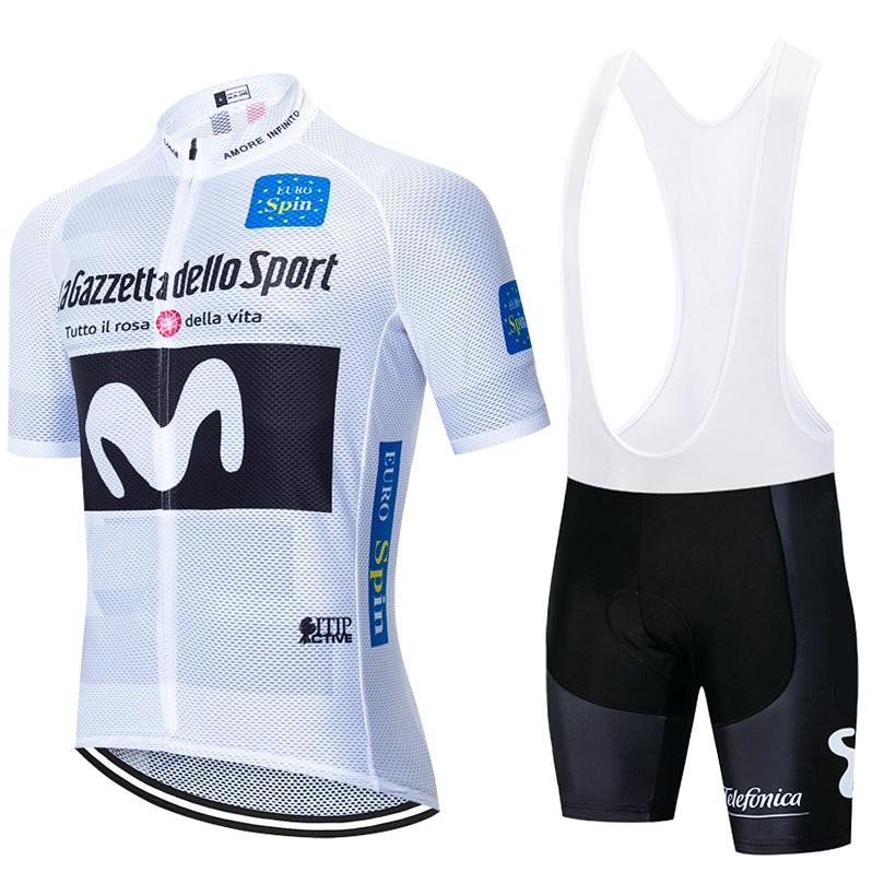 2020 Pro Team Cycling Jersey Set Summer Cycling Jersey Short Sleeve Cycling Top