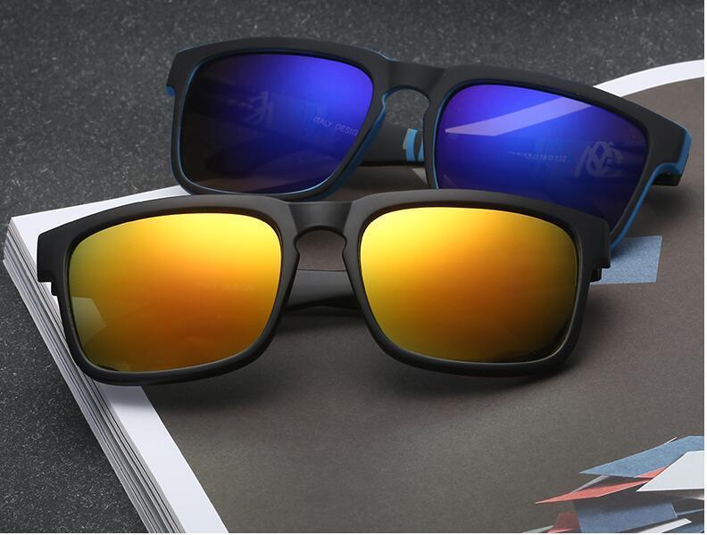 2020 أزياء ذات جودة عالية مرآة النظارات الشمسية WomenMen طلاء نظارات خمر نظارات UV400 القيادة جوجل نظارات خمر نظارات 789
