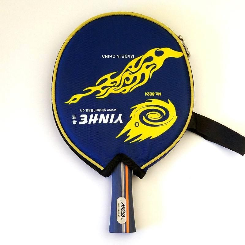Original Galaxy yinhe 01b table tennis rackets finished rackets pimples in racquet sports finished paddle ping pong paddle T200410