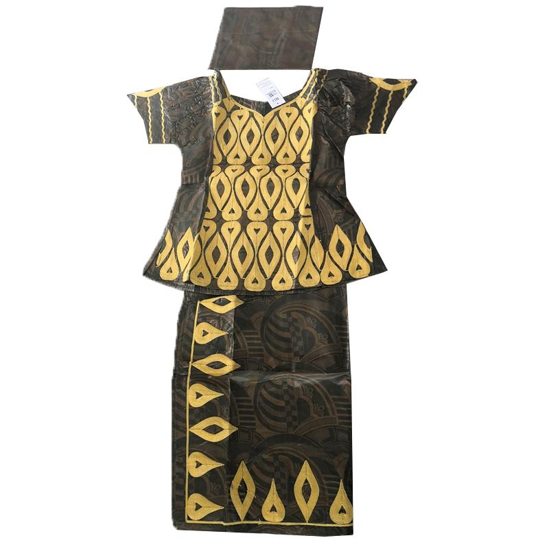 2020 Md African Skirts And Tops Women Set African Skirt Suits With Gele Headtie Embroidery Traditional Clothes 2020 Dashiki Dresses From Silan 23 55 Dhgate Com
